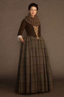 Knits in Outlander